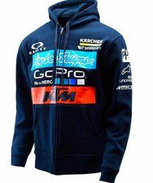$enCountryForm.capitalKeyWord Australia - 2019 New Arrival KTM Motocross fleece Sweatshirts Outdoor sports warm Hoodies motorcycle racing jackets KTM racing suit 001
