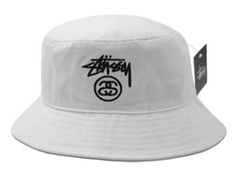 $enCountryForm.capitalKeyWord UK - High Quality Fashion Bucket Hat For Mens Womens Foldable Fishing Caps Black Fisherman Beach Sun Visor Sale Folding Man Bowler Cap