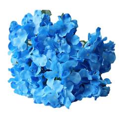 $enCountryForm.capitalKeyWord UK - royal blue wedding decoration artificial flower hydrangea head for party
