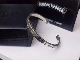 $enCountryForm.capitalKeyWord Australia - Designer bracelets men's bracelets 925 sterling silver jewelry hip hop bling chains jewelry men 19 luxury fashion accessories