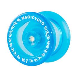 $enCountryForm.capitalKeyWord Australia - 2018 Magicyoyo K1 Spin Abs Yoyo Kids Toys 8 Ball Kk Bearing With Spinning String Toys For Boys Girls Top Quality