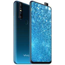 Original Vivo S1 4G LTE Cell Phone 6GB RAM 64GB 128GB ROM Helio P70 Octa Core 6.53 inch Full Screen 24.8MP Fingerprint ID OTG Mobile Phone on Sale