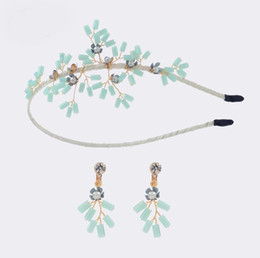 Two Ball Hair Australia - Two sets of crown Earrings manufactured by hand in wholesale