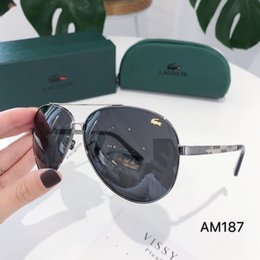 $enCountryForm.capitalKeyWord Australia - Brand Polarized Metal Men's Sunglasses Polaroid High Definition Polarized Lens Technology Foot Silk Vacuum Coating 187# 6 Colors with box