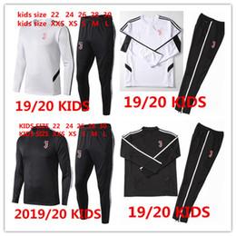 SweatShirtS boyS online shopping - 2019 kids JuvENTUS jacket Training suit child RONALDO DYBALA MANDZUKIC boy kids jacket tracksuit Sweatshirt uniform