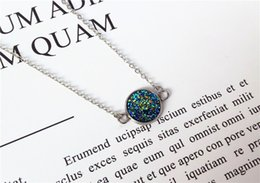 necklace crystal jewelry Australia - small crystal jewelry bulk necklace chokers fashion jewelry wholesale manufacturers europe in pendant necklaces for women