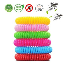 Male hand bands online shopping - Mosquito Repellent Bracelets hand Wrist Band telephone Ring Chain Anti mosquito bracelet Pest Control Bracelet Bands