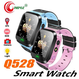 $enCountryForm.capitalKeyWord Australia - Q528 Kids Smartwatch LBS Tracker SOS Call With Camera Smart Bracelet Watch Support SIM Card For iOS Android Smartphone