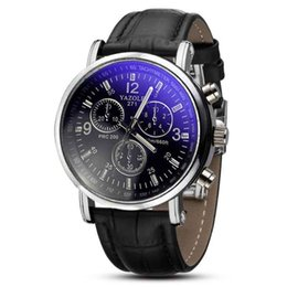 Wholesale 2018 Retro Design Men Brand Leather wrist watch Mens Casual Business Analog Quartz watch Male Bracelets Jewelry Drop Shipping