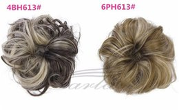 $enCountryForm.capitalKeyWord Australia - S-noilite 1pcs Synthetic Hair Big Bun Chignon Two Plastic Comb Clips in chignon synthetic hairpiece chignon cheveux hair adsqweds ad111akers