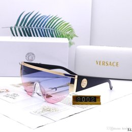 $enCountryForm.capitalKeyWord Australia - Brand Ladies Fashion Stars with Ocean Lens Sunglasses Paulie Thickened 2.0 Lens Simultaneously Listed on Paris Show 9002#6 Color with box