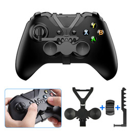 xbox game replacement Australia - Addon Replacement Accessories for All Xbox Racing Game Wheel Controller Steering Wheel Assist Handle for XBox One S X Controller