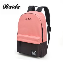 $enCountryForm.capitalKeyWord Australia - Fashion Backpack Women Leisure Back Pack Korean Ladies Knapsack Casual Travel Bags For School Teenage Girls Classic Bagpack