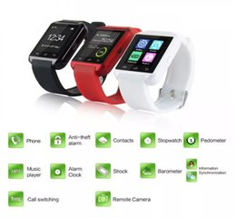 $enCountryForm.capitalKeyWord Australia - Smart Watch Wrist Watches for iPhone 4 4S 5 5S Samsung S8 S5 Note 8 Note 9 HTC Android Phone Smartpho OTH014 good sale 2019