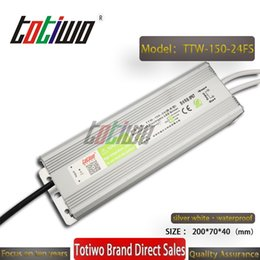 $enCountryForm.capitalKeyWord NZ - TOTIWO IP67 Waterproof AC110V AC220V to DC 24V 6.25A 150W Switching SMPS Power Supply LED Driver Waterproof Transformers constant voltage