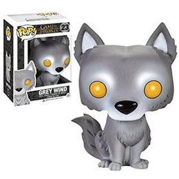 $enCountryForm.capitalKeyWord Australia - Pretty Funko POP Game of Thrones Grey Wind 23# Action Figure Collectible Model Toy Gift Doll FOR KIDS GIFT TOYS