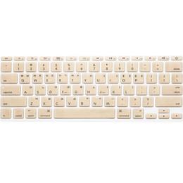 "$enCountryForm.capitalKeyWord UK - For Macbook Air 11"" 11.6 Inch Keyboard Cover Protector Rainbow Korean Korea Language For Mac Air 11.6 Silicone Skin"