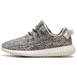 grey oxford shoes women UK - 2019 New Moonrock Pirate Black Oxford Tan Turtle Dove Grey Women Men Running Shoes Sports Kanye West Fashion Casual Sneakers