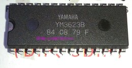 Mobile Interfaces Australia - YM3623B , dual in-line 28 pin dip package, DIGITAL AUDIO INTERFACE RECEIVER Integrated Circuit   Electronic Component   YM3623 , PDIP28 . IC