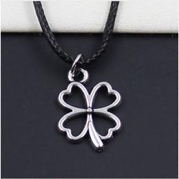 4af7bc513e589 Black Clover Necklace Australia | New Featured Black Clover Necklace ...