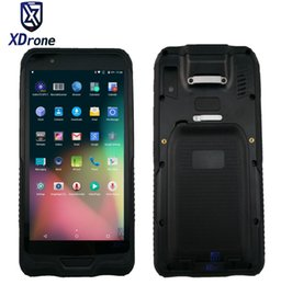 4g lte china tablet pc online shopping - China K62 quot Tablet Mini PC Android IP67 Waterproof Shockproof Rugged Smartphone With D D Barcode Scanner PDA GPS G Lte