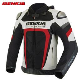 $enCountryForm.capitalKeyWord NZ - BENKIA GL70 Motorcycle Jacket Riding Men's Windproof Breathable Motorcycle Racing Jacket Blouson Moto Motorbike Clothing