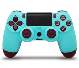 Discount ps4 console controller - Wireless Bluetooth Controller PS4 Gamepad For Play Station 4 Joystick Wireless Console Dualshock Controle 10PCS Game Con
