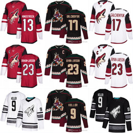 5fc731febe97 Hockey jersey arizona online shopping - Arizona Coyotes Alternate Third  Jersey Oliver Ekman Larsson Clayton Keller