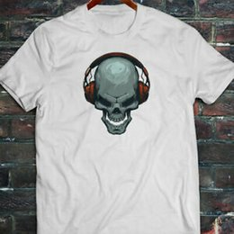$enCountryForm.capitalKeyWord Australia - Summer SCARY MUSIC DJ DEATH EDM TRAP LIT Mens White T Shirt