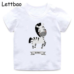 $enCountryForm.capitalKeyWord UK - 2019 Harajuku Cute Animals Funny Children T-Shirts 2-12 Years Summer Tops Short Sleeve Boys Girls Clothing Casual Baby Kids Tees
