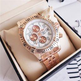$enCountryForm.capitalKeyWord Australia - New Brand Men's Wristwatch Stainless Steel Full Function Chronograph Gent Wristwatch All SUB work quartz 1884 watches
