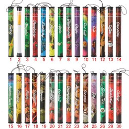 Disposable Shisha Pipes Wholesale Australia - E ShiSha Hookah Pen Disposable Electronic Cigarette Pipe Pen Cigar Fruit Juice E Cig Stick Shisha Time 500 Puffs Colorful 35 Flavors