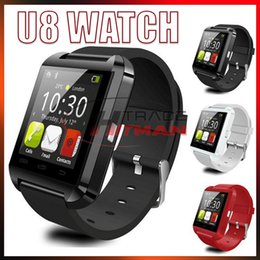 $enCountryForm.capitalKeyWord NZ - U8 Bluetooth Smart Watch Touch Screen Sport Wrist Watches For iPhone IOS Samsung Android Sleeping Monitor Smartwatch With Retail Package