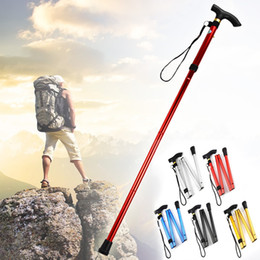 $enCountryForm.capitalKeyWord NZ - cane For a hike Stick for Nordic walking telescope Sticks Foldable easy folding aluminum metal walking bar folding travel rattan