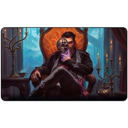 silent mouse NZ - trading card game Playmat DAVRIEL CANE (CHILDREN OF THE NAMELESS) playmat card game Mouse Pad 60cm x 35cm