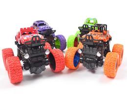 Wholesale Inertia Four-Wheel-Drive off-Road Vehicle Children Simulation Model Car Anti-Shatterproof Toy Car Baby Car Model