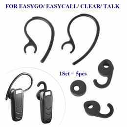 Earphone Accessories Consumer Electronics 1 Pair Ear Tips Buds Silicone Earphone Earbuds Earhooks Eartips Replacement For Jabra Easygo Easycall Wireless Bluetooth Headset Less Expensive