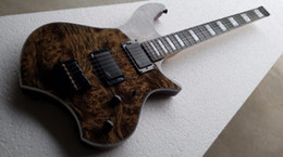 Good Guitars online shopping - Headless Good Quality Stock Electric Guitar Ebony Fretboard