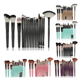 Brands Makeup Australia - 18Pcs Cosmetic Makeup Brushes Set Powder Foundation Eyeshadow Eyeliner Lip Brush Tool Brand Make Up Brushes beauty tools pincel maquiagem