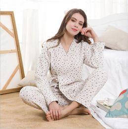 630aa7e13365d Nursing Pajamas NZ - Cotton Maternity Pajamas Nursing Nightgown  Breastfeeding Pajamas Pregrency Pajama Nursing 2 Piece