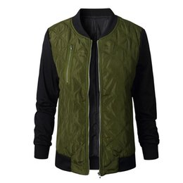 $enCountryForm.capitalKeyWord NZ - Fashion Autumn Winter Women Bomber Jacket Parkas Cool Zipper Down Jackets Coats Streetwear Patchwork Biker Outwear Hip Hop Style