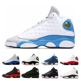 Discount got games - NEW 13 Phantom basketball shoes men He Got Game Hyper Royal GS Italy Blue Altitude Love & Respect Black Cat DMP Bred spo