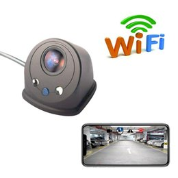$enCountryForm.capitalKeyWord Australia - Mini Wifi Reversing Camera Night Vision Car Rear View Camera USB Waterproof Driving Recorder For IPhone Android Auto Accessories