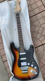 ElEctric guitars brands online shopping - China Guitar New arrival Brand New STR electric guitar in sunburst top quality