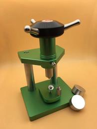 $enCountryForm.capitalKeyWord Australia - High quality multi-functional capping machine watch case back pressing tool with 12 dies watch repair tool