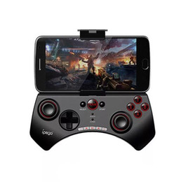 ipega controller tablet Australia - 2018 New Ipega PG-9025 Gaming Bluetooth Controller Gamepad Joystick For iPhone iPad Samsung HTC Moto Android Tablet