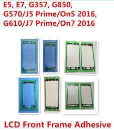 $enCountryForm.capitalKeyWord Australia - for Samsung E5 E7 G357 G570 G850 Font LCD Frame Adhesive Sticker Glue Tape (305SSEAM10)