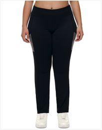 $enCountryForm.capitalKeyWord Australia - Yoga Pants Plus Size Women Running Tights Pants Sport Fitness Leggings Gym Tights Jogging Workout Sportwears 77125