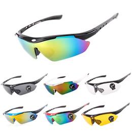 $enCountryForm.capitalKeyWord UK - Profession Cycling Eyewear Outdoor Sport Bicycle Sunglasses Men Women Road Bike Sun Glasses Goggles Fashion Design UV 400 Protection
