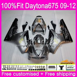 $enCountryForm.capitalKeyWord Australia - Injection For Triumph Daytona 675 09 10 11 12 Bodywork 44HM.7 Silvery Black Daytona-675 Daytona675 Daytona 675 2009 2010 2011 2012 Fairing